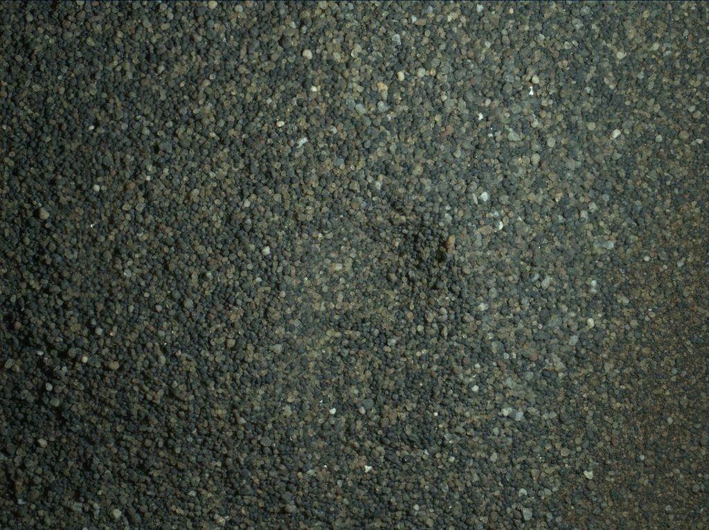 grains de sable martiens