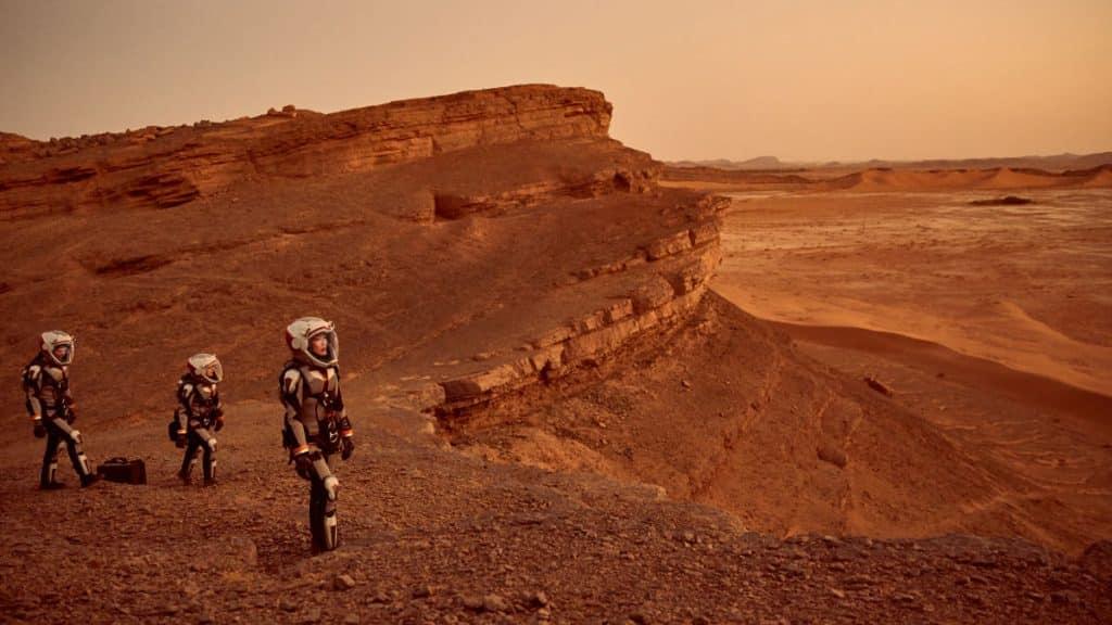 série Mars